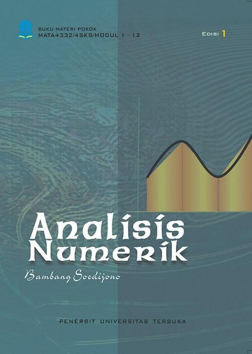 IKK-T008|Analisis Numerik|Taufik Nizami, M.Kom